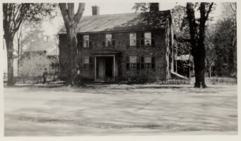 87 Bridge St, Northampton MA in 1933.