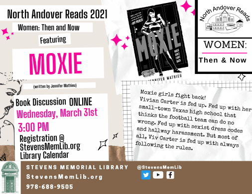 StevensMemLib Moxie Discussion Flyer 2021-03-31.png