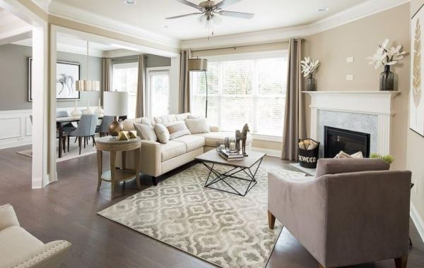 Taylor Morrison Johns Creek Town Home Abbotts Square