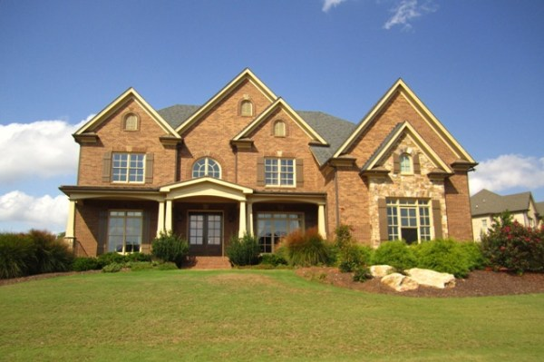Milton GA Estate Home Community