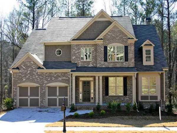 Traton Home Builder Oakwood Creek Home GA