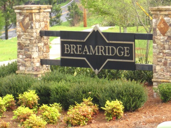 Breamridge Milton GA 30004 Community