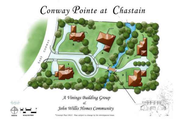 Conway Point At Chastain Atlanta GA