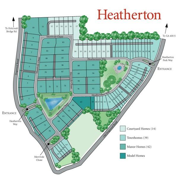 Heatherton Roswell GA Monte Hewitt