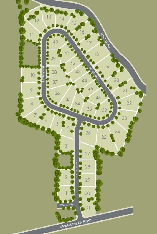 Kimball Estates Alpharetta GA Community