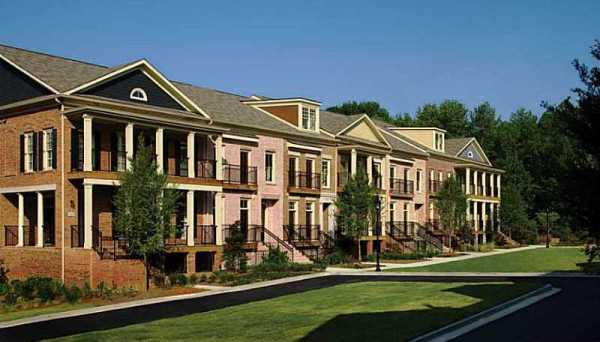 One River Place Atlanta Condo & Townhome Community