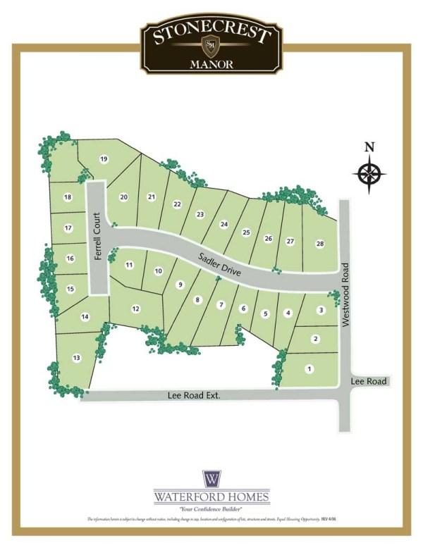Stoncrest Manor Smyrna GA