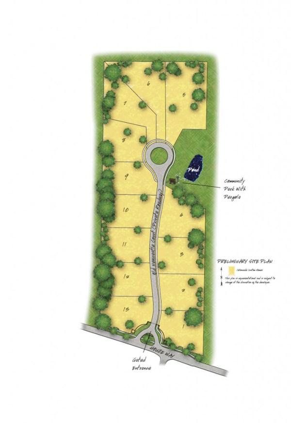 Windsor Gated Community Of Roswell Georgia