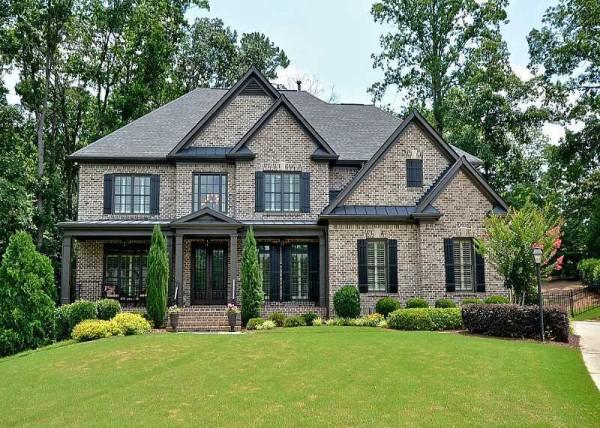 Marietta Georgia Hickory Woods Home