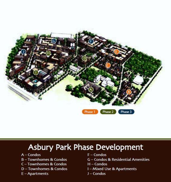 Asbury Park Atlanta GA City Within A City