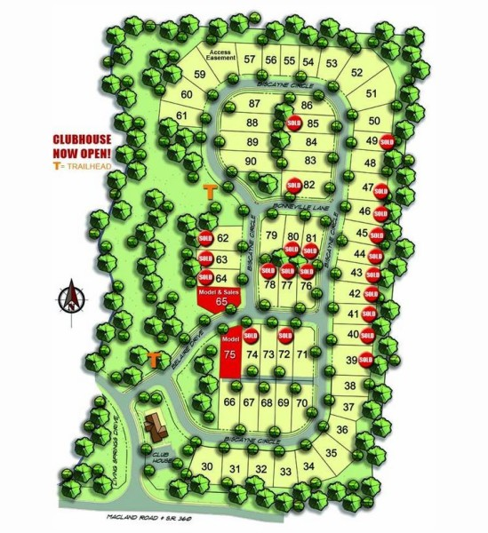 Bel-Aire Neighborhood Site Plan