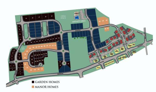 Milton Georgia Crabapple Crossroads Subdivision