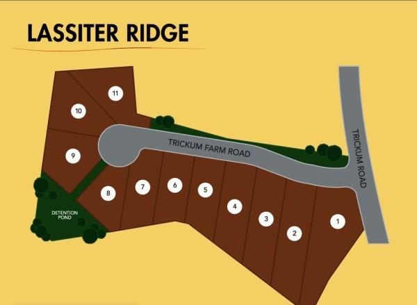 Ashton Woods Neighborhood Of Lassiter Ridge