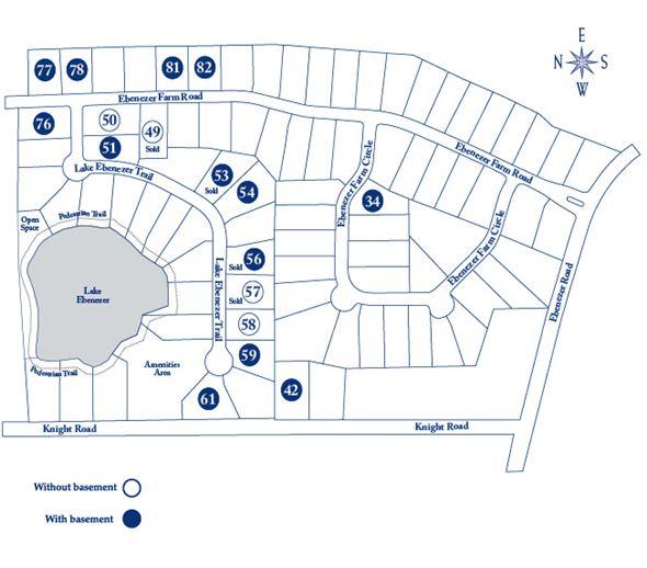 Ebenizer Farm Community Site Plan