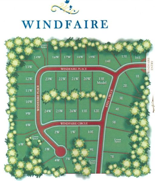 Roswell GA Windfaire Peachtree Residential