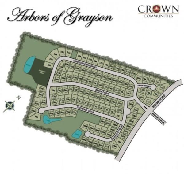Grayson Georgia Arbors Of Grayson Community