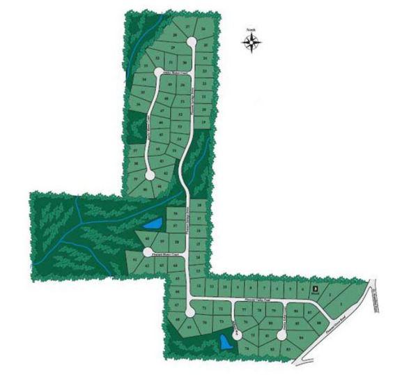 Cumming GA Pleasant Manor Estates D.R. Horton Subdivision