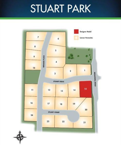 Alpharetta Homes In Stuart Park Lennar Builder