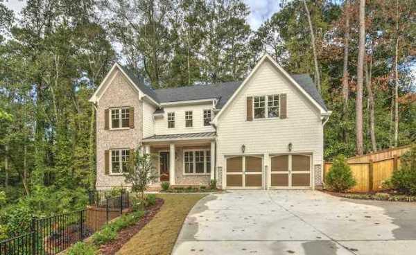 New Homes In North Atlanta Georgia