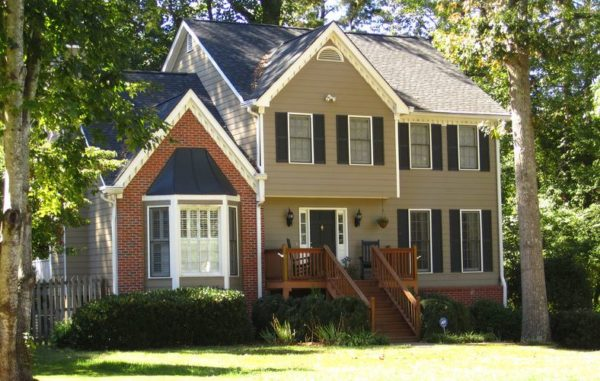 Alpharetta Home Located In Providence Square