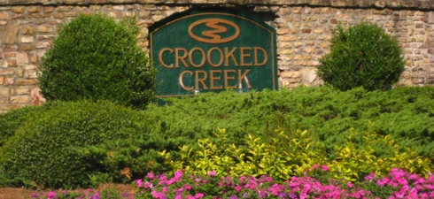 Crooked Creek Milton Georgia