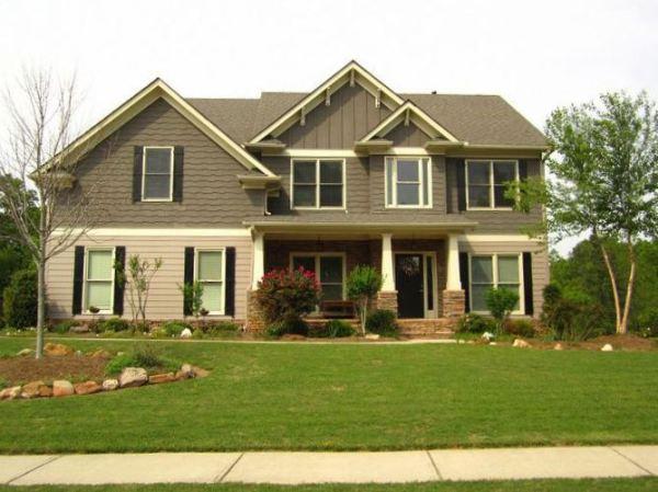 Home In Governors Preserve Canton GA