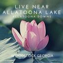 Live Near Allatoona Lake In Woodstock GA