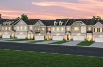 Ivy Crest Marietta Townhomes By Pulte