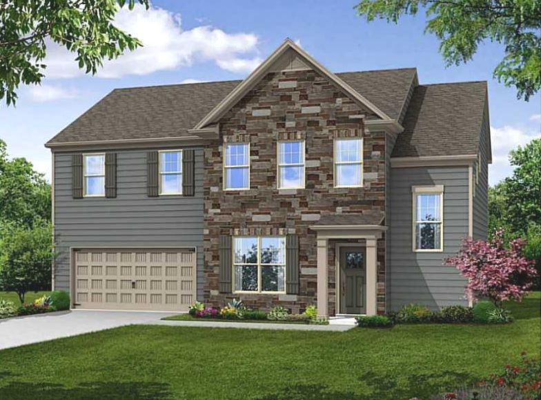 Suwanee New Homes By Taylor Morrison In Riverbrooke