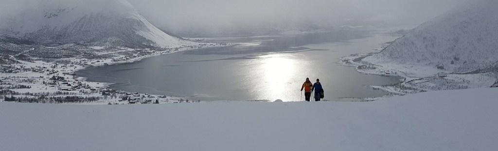 Topptur på Pilan i Lofoten