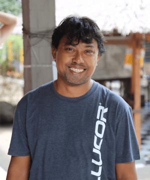 bali volunteer program reef conservation founder ketut