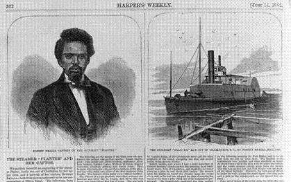 Escaped slave turned U.S. Congressman Robert Smalls is an Aries/Sagittarius