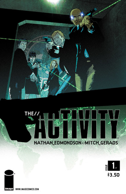 Pictured Above: The Activity (Copyright: Image Comics)