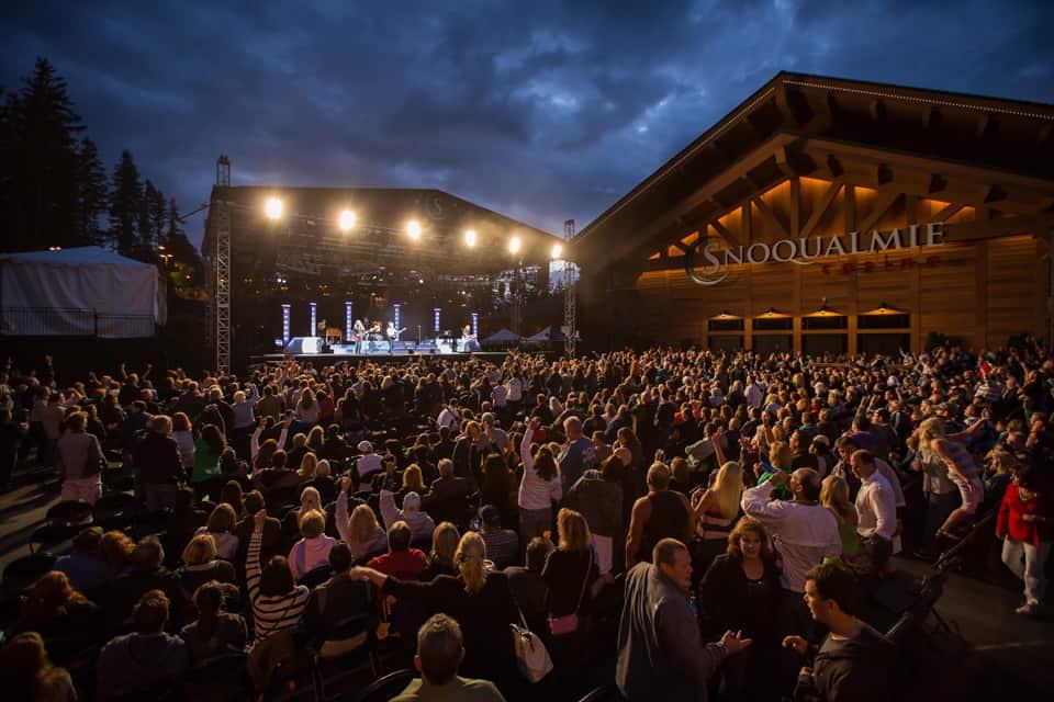 Snoqualmie Casino Concerts - REO Speedwagon