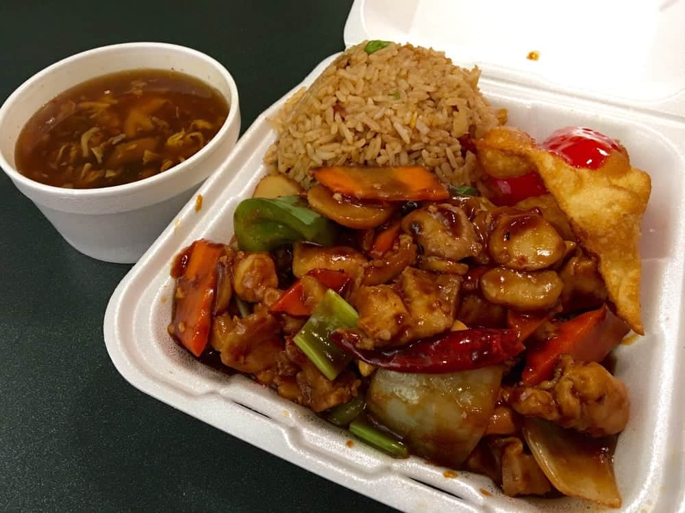 Chinese Takeout at Got Rice