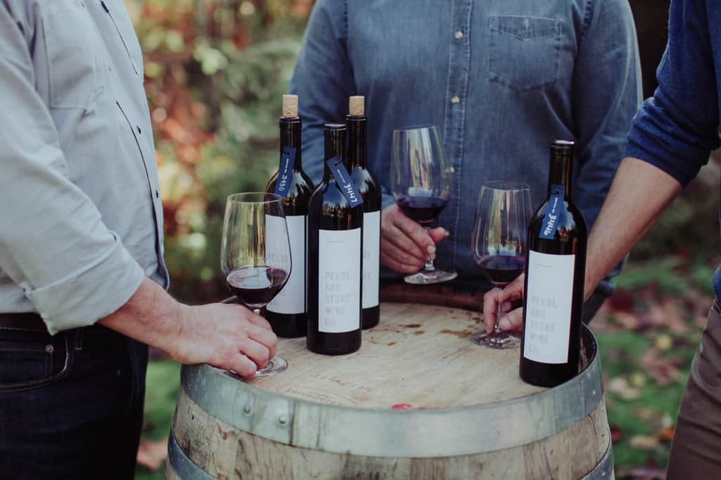 Pearl and Stone Wines