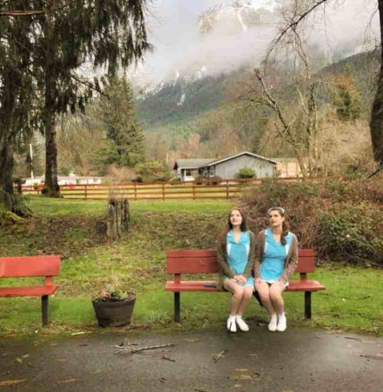 Twin Peaks Season 3 Episode 6 Carl's Bench