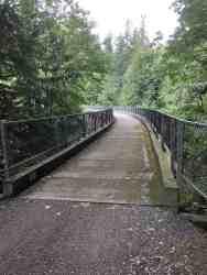 Long Trestle Bridge over Tokul Creek