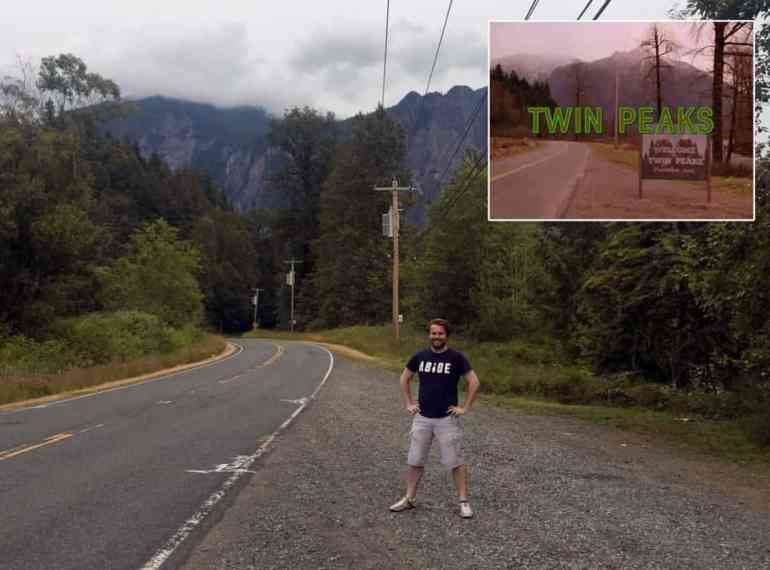 Welcome to Twin Peaks Sign Location