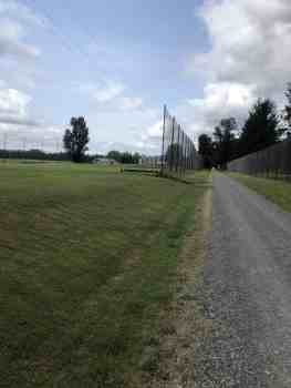 Snoqualmie Valley Trail passes through Mt Si Golf Course