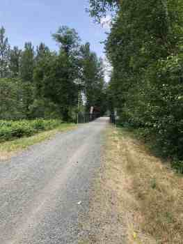 Snoqualmie Valley Trail at Junction of S Fork Snoqualmie Riverfront Trail
