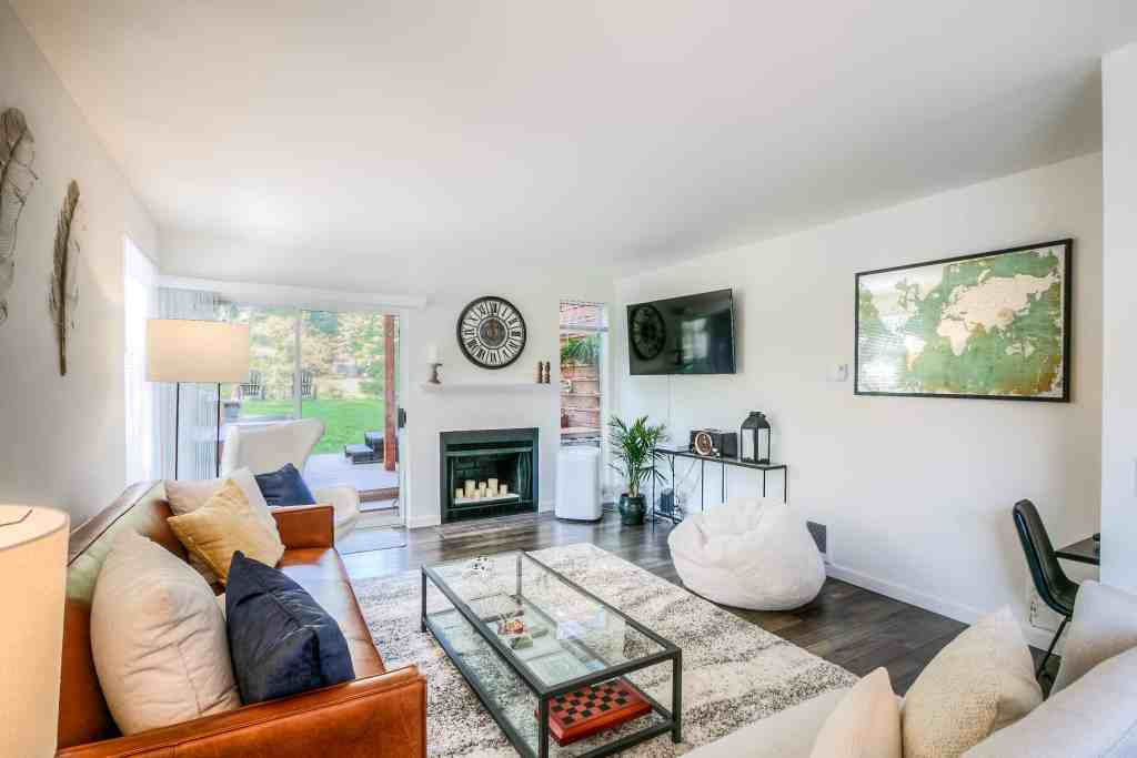 Moon River Suite 1 Elegant Living Room