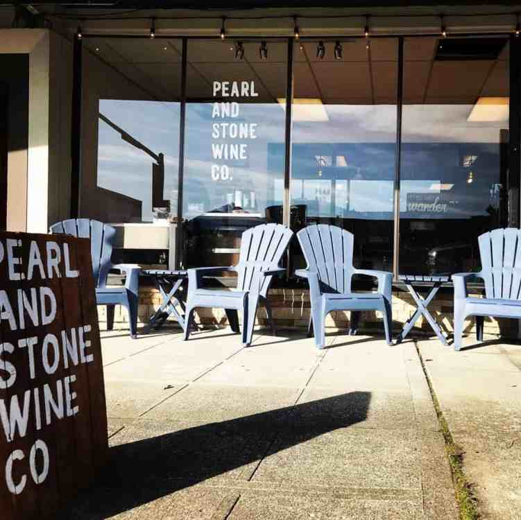 Grand Opening Pearl and Stone Winery Tasting Room Downtown North Bend
