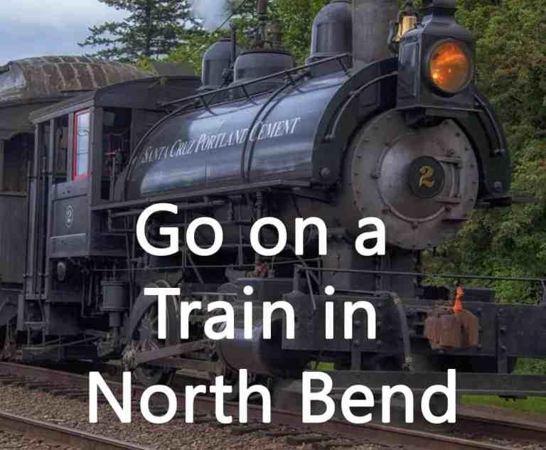 North Bend Train