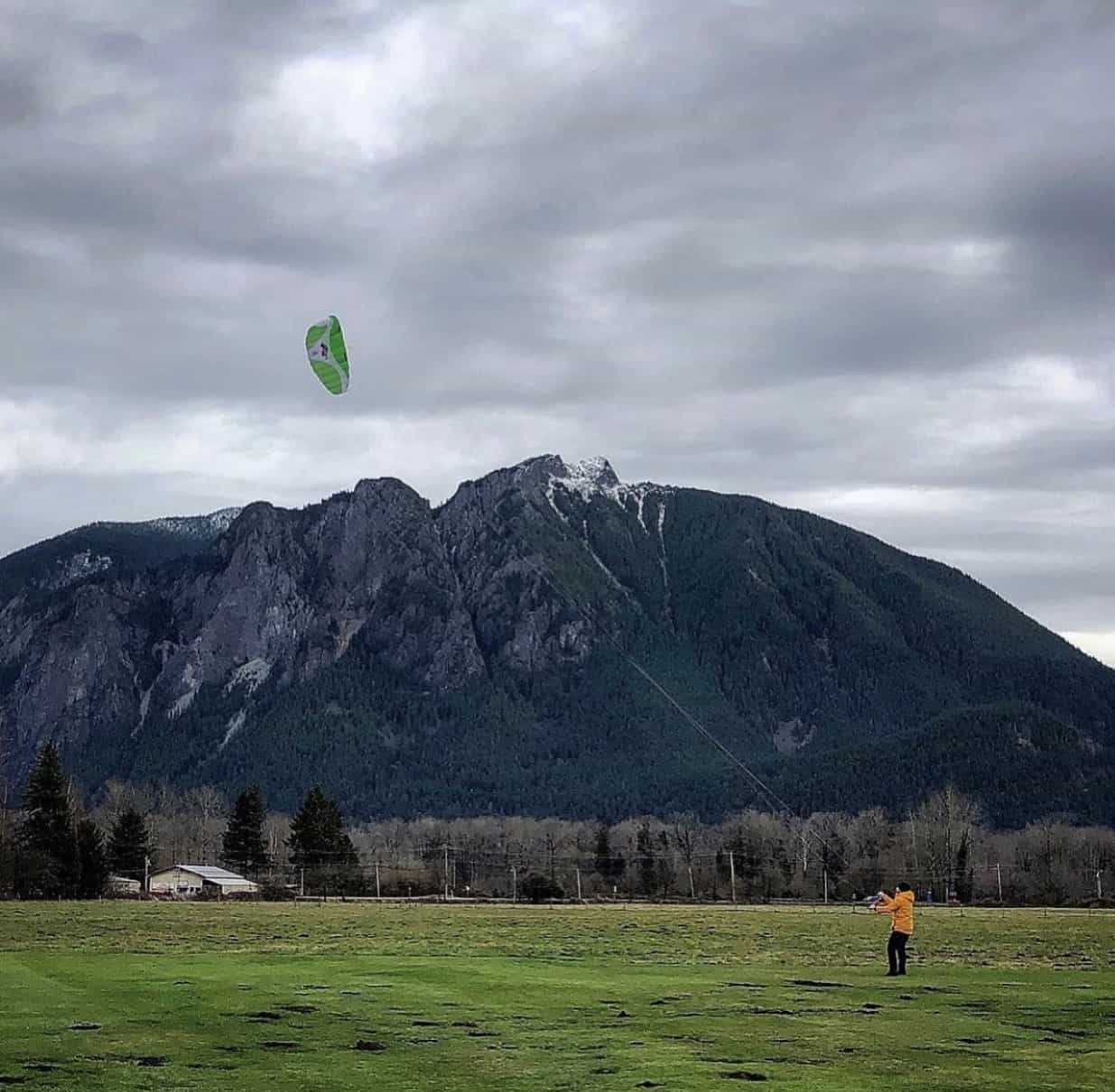 Meadowbrook Farm and Mt Si