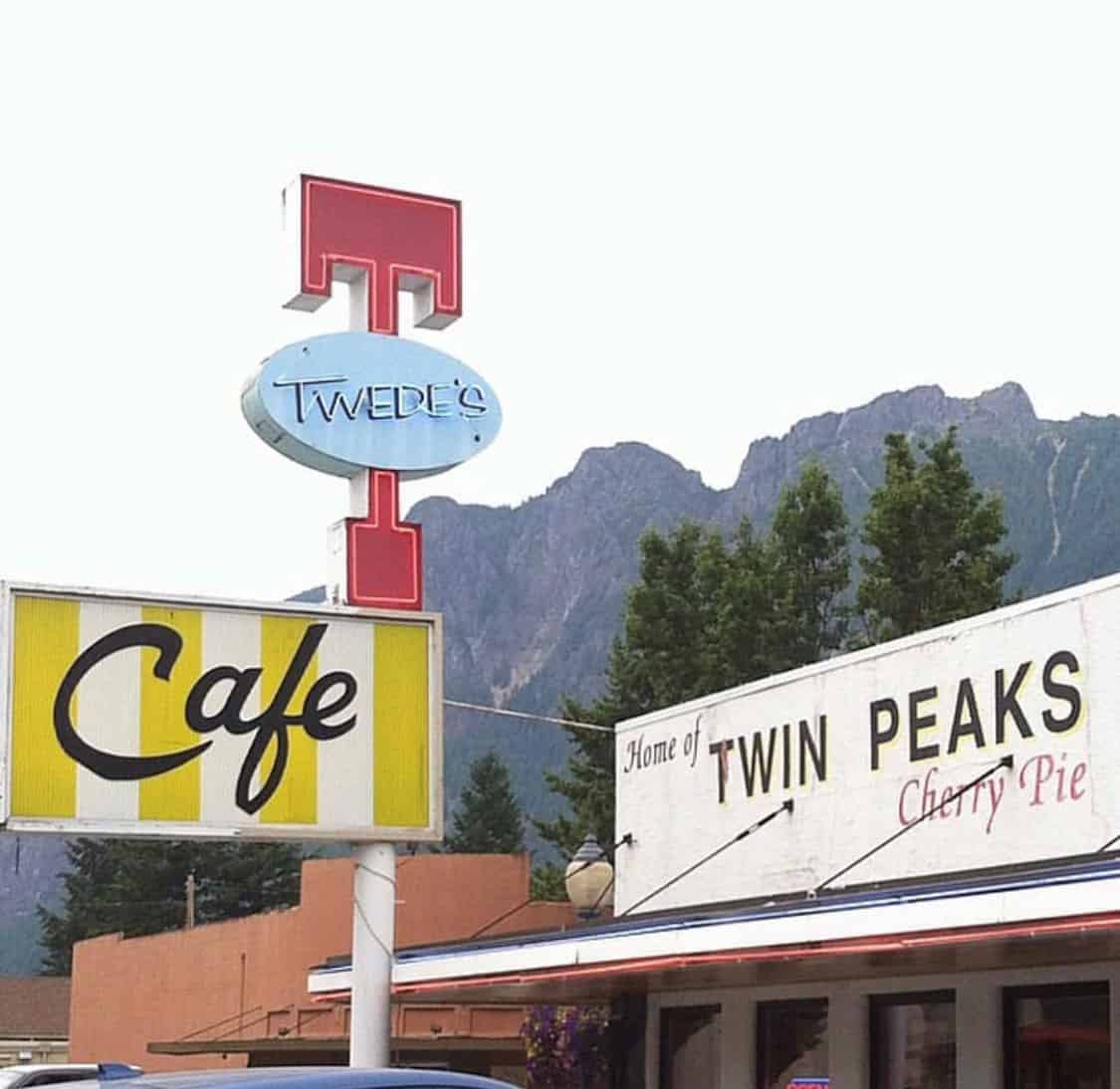 Twede's Cafe Twin Peaks Double R Dinver