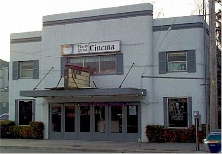old theatre exterior - angle
