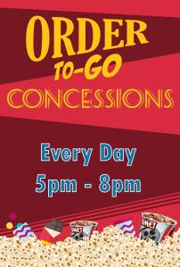 order to go concessions poster 2