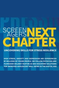 screenagers event poster