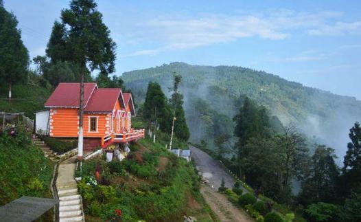 Tinchuley in Darjeeling, Tourist interest places in Tinchuley, Offbeat  destinations in Darjeeling.   North Bengal Tourism